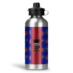 Superhero Water Bottle - Aluminum - 20 oz (Personalized)
