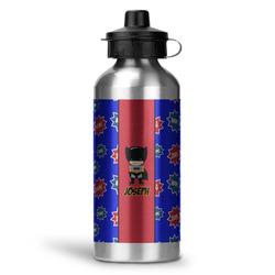 Superhero Water Bottle - Aluminum - 20 oz (Personalized)