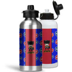 Superhero Water Bottles- Aluminum (Personalized)