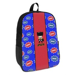 Superhero Kids Backpack (Personalized)