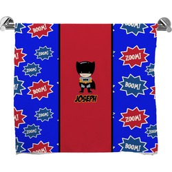 Superhero Bath Towel (Personalized)