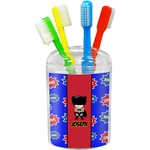 Superhero Toothbrush Holder (Personalized)