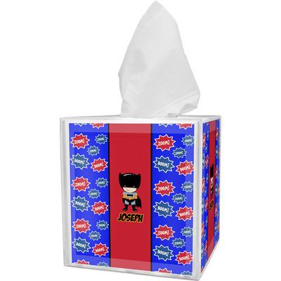 Superhero Tissue Box Cover (Personalized)
