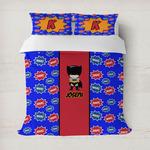 Superhero Duvet Covers (Personalized)