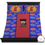 Superhero Duvet Covers (Personalized)