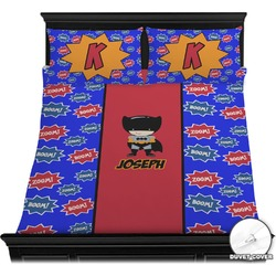 Superhero Duvet Cover Set (Personalized)