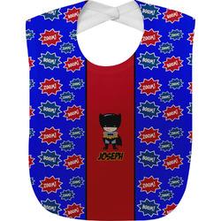 Superhero Baby Bib (Personalized)