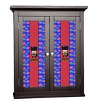 Superhero Cabinet Decal - Custom Size (Personalized)