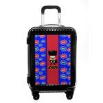 Superhero Carry On Hard Shell Suitcase (Personalized)