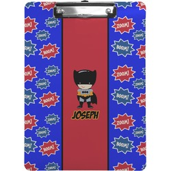 Superhero Clipboard (Personalized)