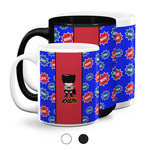 Superhero Coffee Mugs (Personalized)