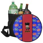 Superhero Collapsible Cooler & Seat (Personalized)