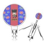 Superhero Corkscrew (Personalized)
