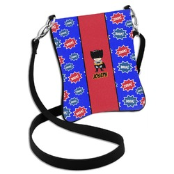 Superhero Cross Body Bag - 2 Sizes (Personalized)