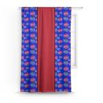 Superhero Curtain (Personalized)