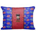 "Superhero Decorative Baby Pillowcase - 16""x12"" (Personalized)"
