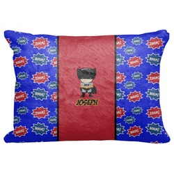 Superhero Decorative Baby Pillowcase - 16