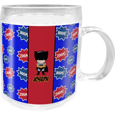 Superhero Acrylic Kids Mug (Personalized)