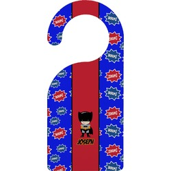 Superhero Door Hanger (Personalized)
