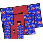 Superhero Door Mat (Personalized)