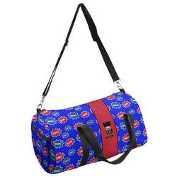 Superhero Duffel Bag - Multiple Sizes (Personalized)