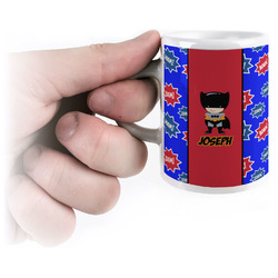 Superhero Espresso Mug - 3 oz (Personalized)