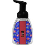Superhero Foam Soap Dispenser (Personalized)