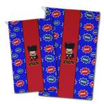 Superhero Golf Towel - Full Print w/ Name or Text