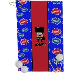Superhero Golf Towel - Full Print (Personalized)
