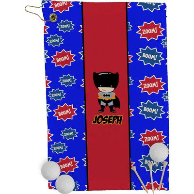 Superhero Golf Towel - Full Print (Personalized)