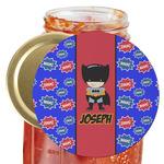 Superhero Jar Opener (Personalized)