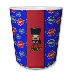 Superhero Plastic Tumbler 6oz (Personalized)