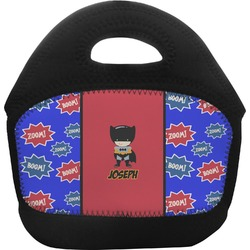 Superhero Toddler Lunch Tote (Personalized)