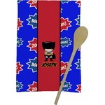 Superhero Kitchen Towel - Full Print (Personalized)