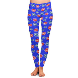 Superhero Ladies Leggings (Personalized)