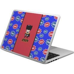 Superhero Laptop Skin - Custom Sized (Personalized)