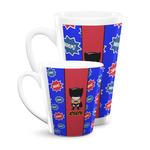 Superhero Latte Mug (Personalized)