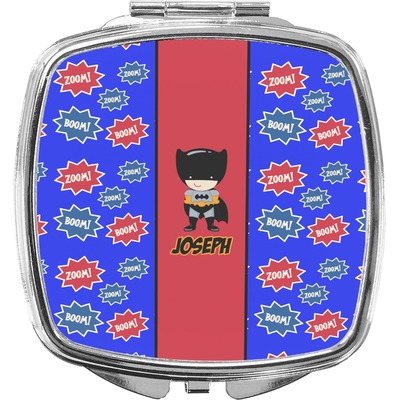 Superhero Compact Makeup Mirror (Personalized)