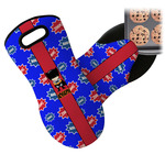 Superhero Neoprene Oven Mitt (Personalized)