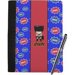 Superhero Notebook Padfolio (Personalized)