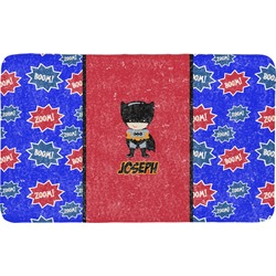 Superhero Bath Mat (Personalized)