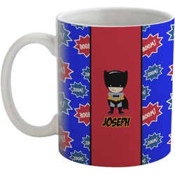 Superhero Coffee Mug (Personalized)