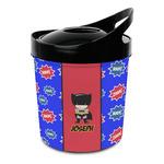 Superhero Plastic Ice Bucket (Personalized)