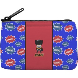 Superhero Rectangular Coin Purse (Personalized)