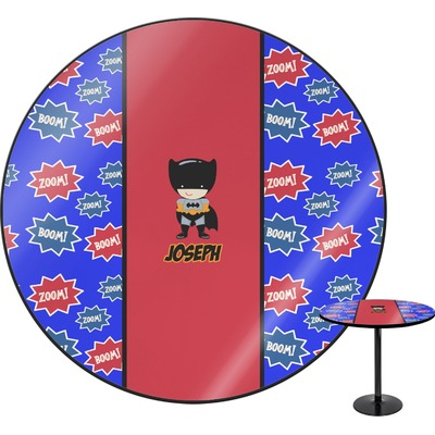 Superhero Round Table (Personalized)