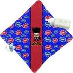 Superhero Security Blanket (Personalized)
