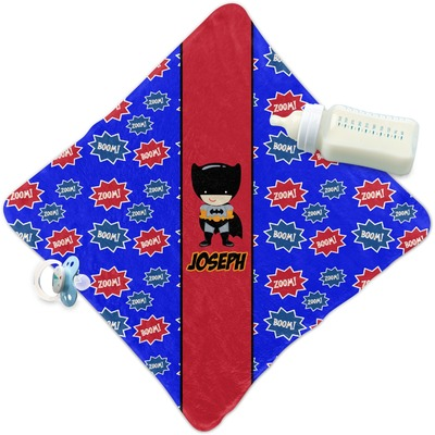 Superhero Security Blanket (Personalized)