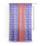 Superhero Sheer Curtains (Personalized)