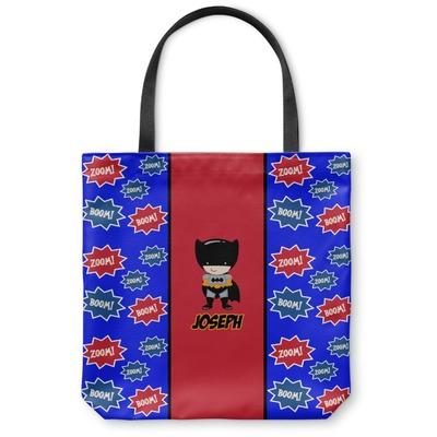 Superhero Canvas Tote Bag (Personalized)