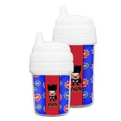 Superhero Sippy Cup (Personalized)